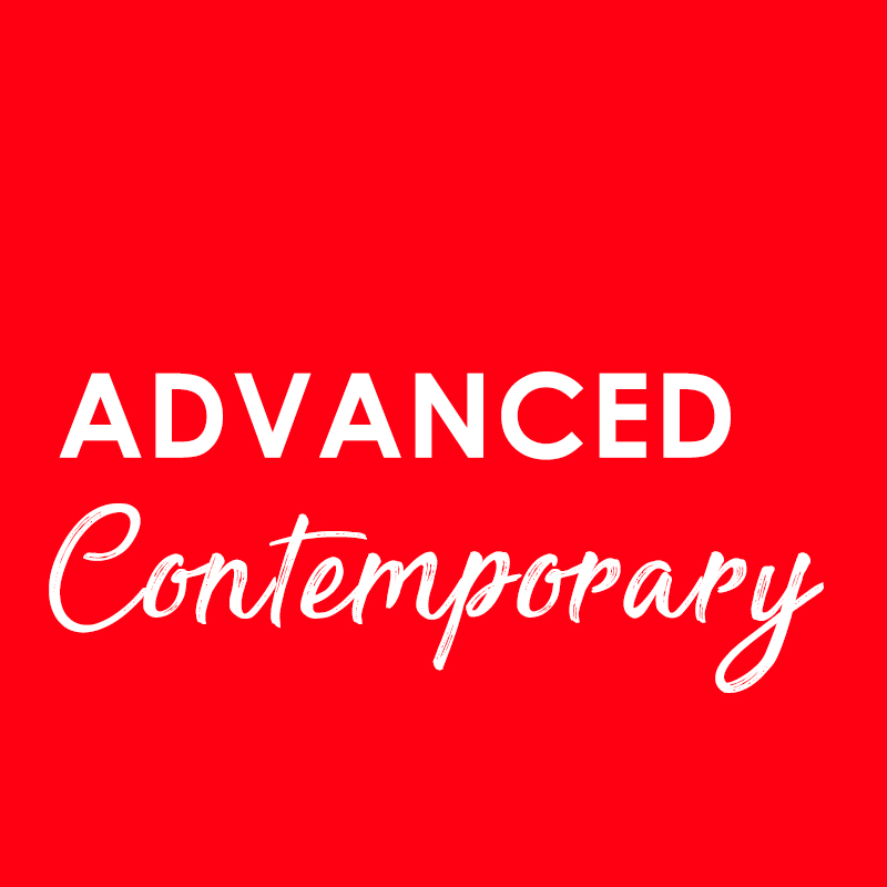 Advanced Contemporary – 4 Weeks From 29th June