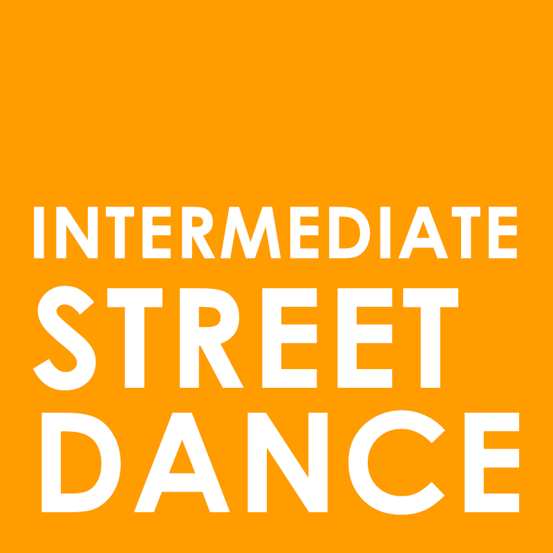 Intermediate Street Dance – Wednesday 8th July