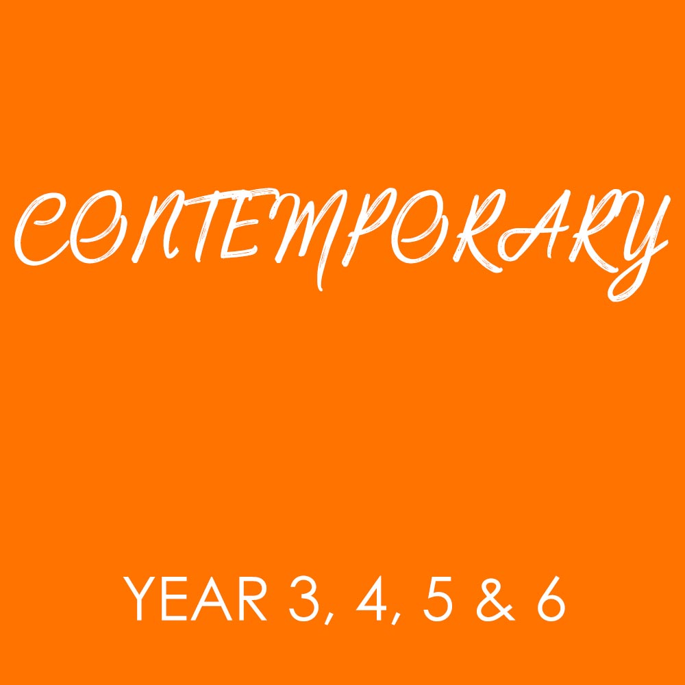Contemporary – Year 3-6