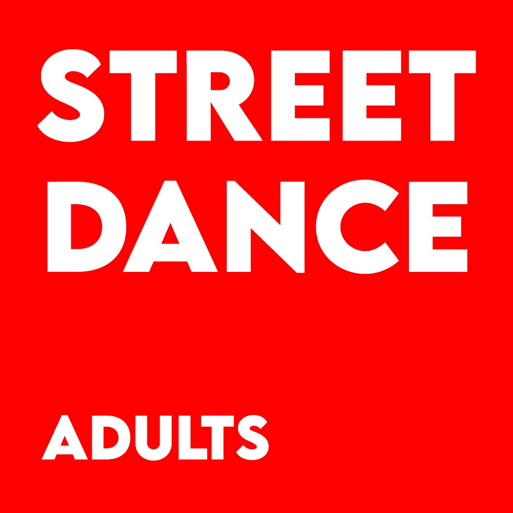 Street Dance – Adults