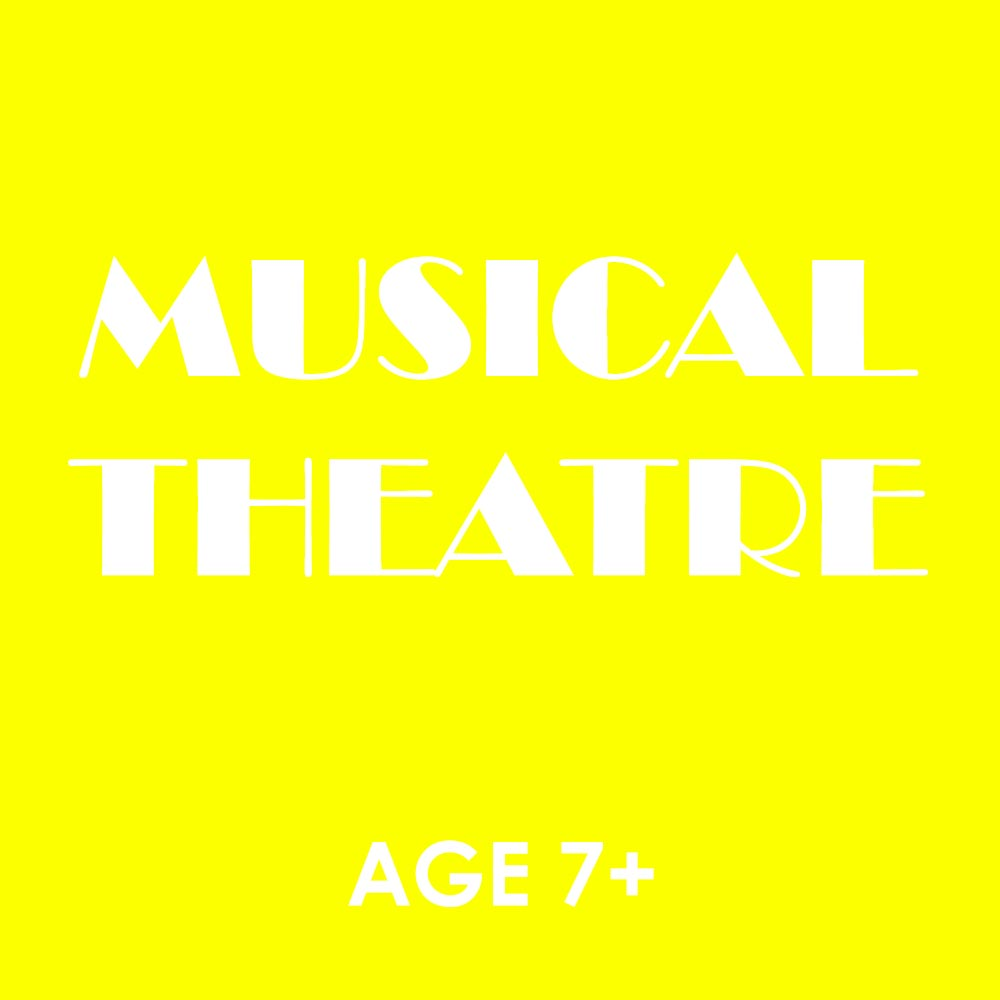 Musical Theatre – Age 7+