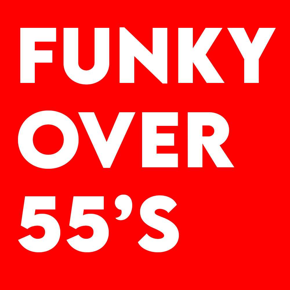 Funky Over 55's