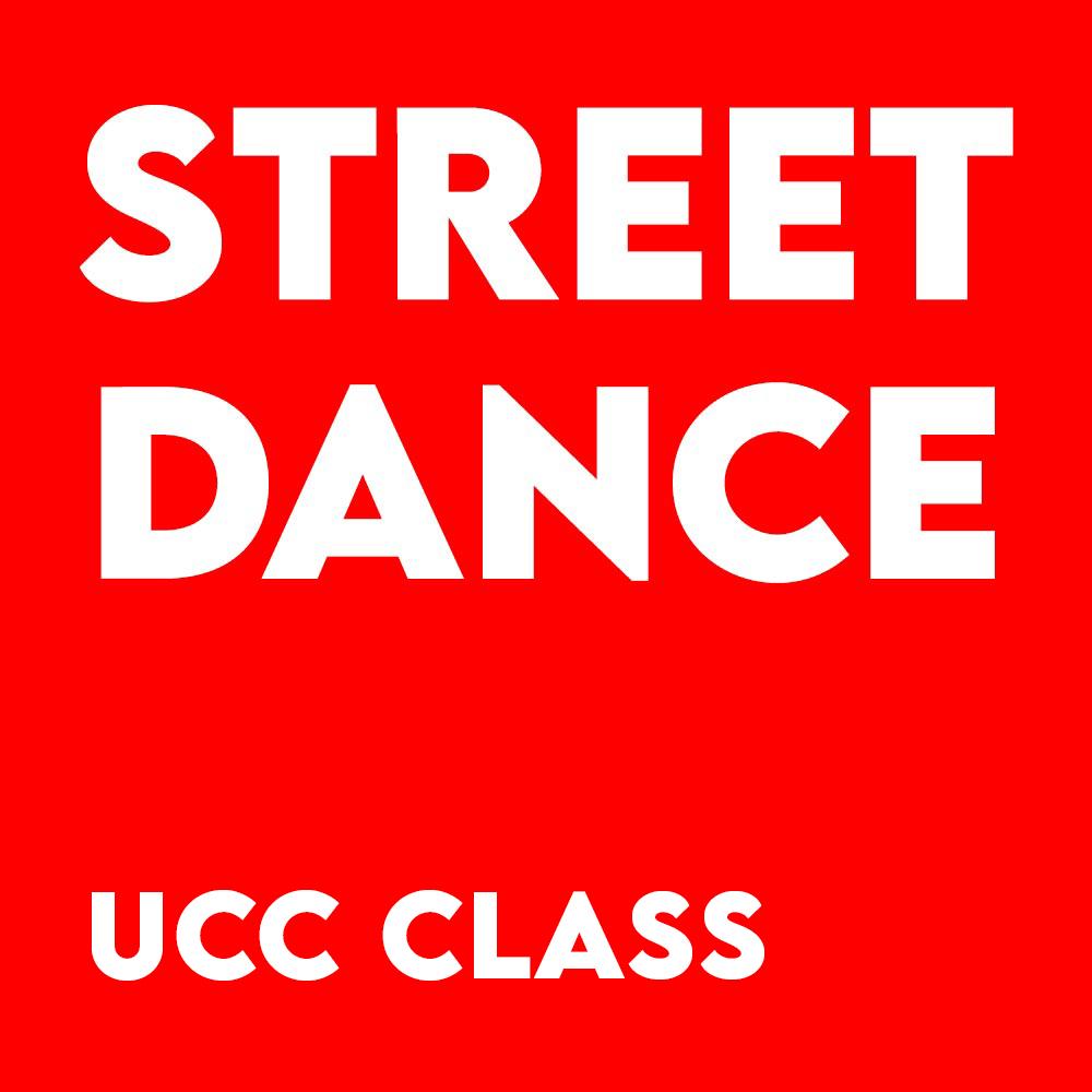 Street Dance – UCC Class